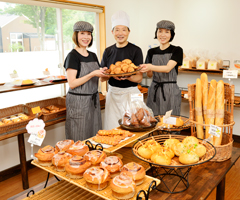 boulangerie une Amie (アン・アミー) 写真